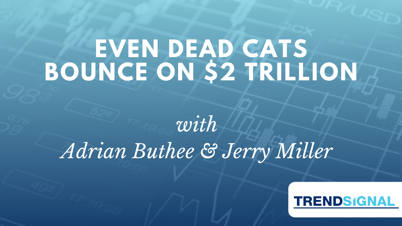 Even Dead Cats Bounce on $2 Trillion