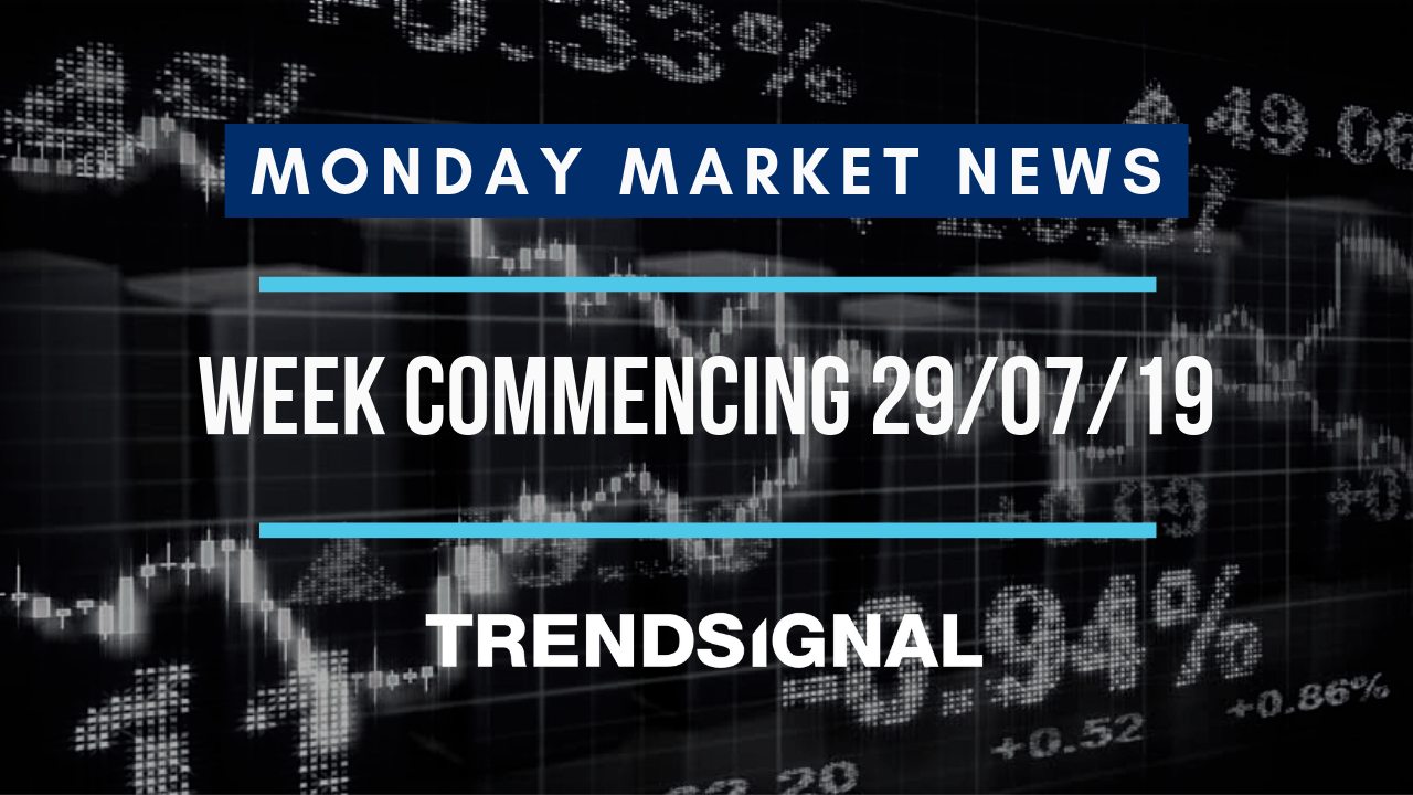 Important Financial News for the week ahead - 29th July